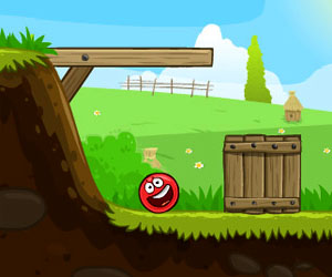 play red ball game 4